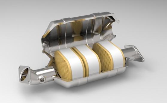 Как отличить керамические автомобильные катализаторы от остальных
