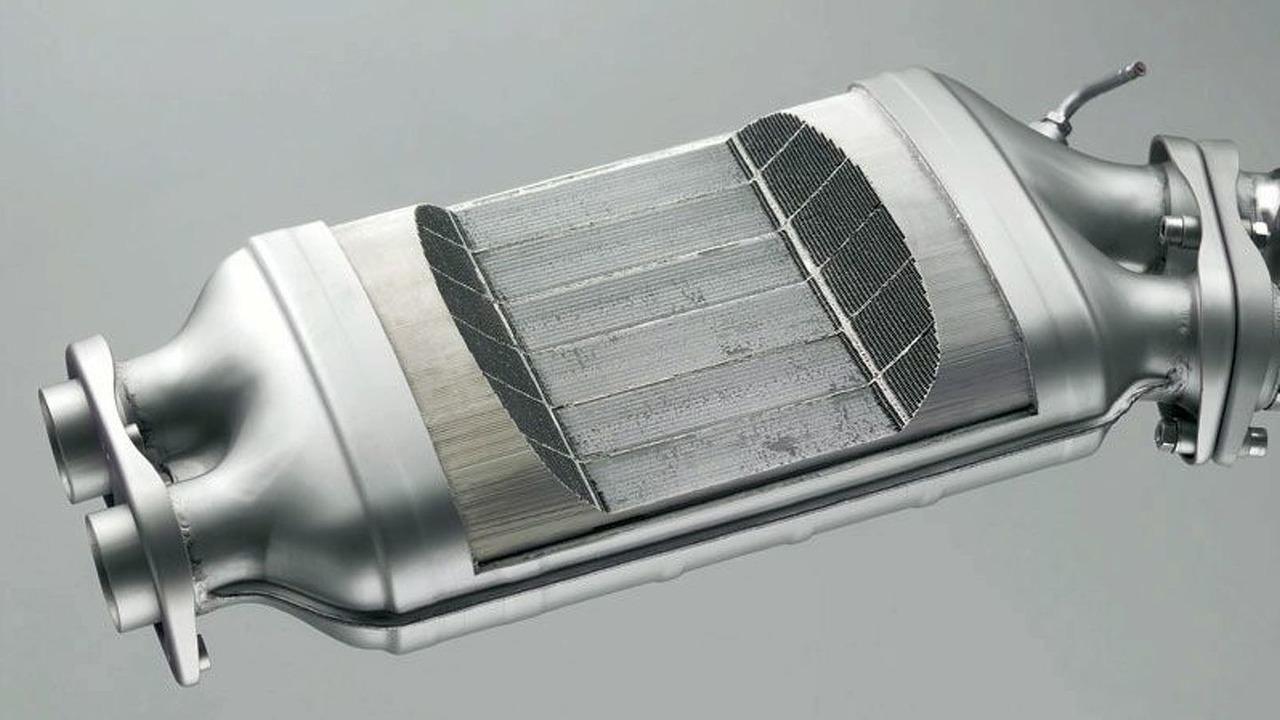 Скупка сажевых фильтров в Москве