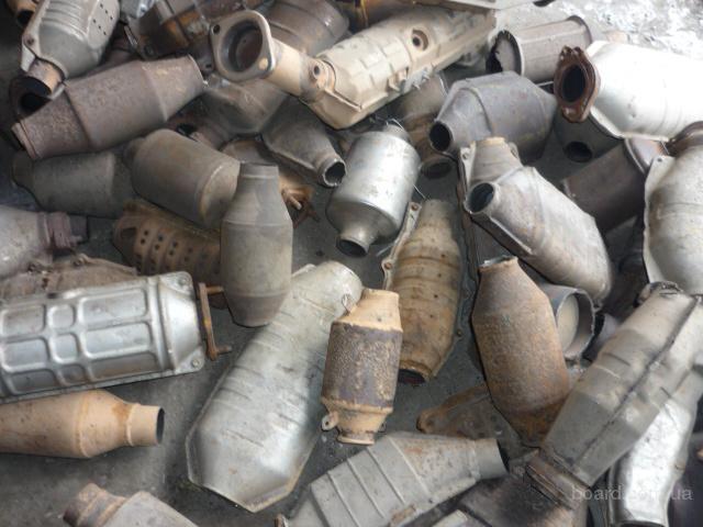 Виды принимаемых отходов катализаторов